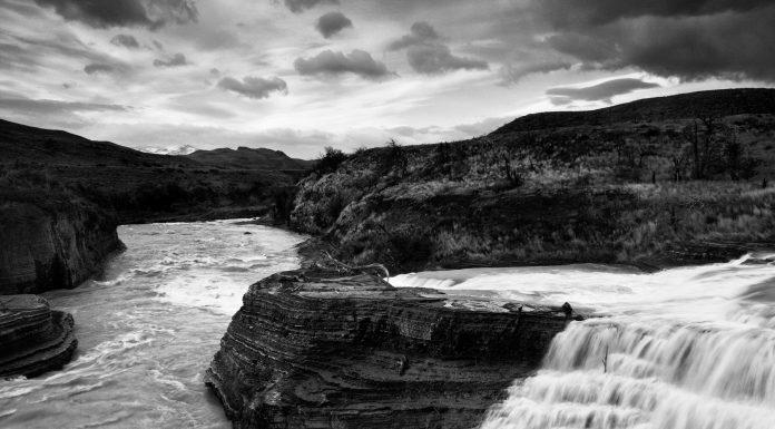 Patagonia Cascada