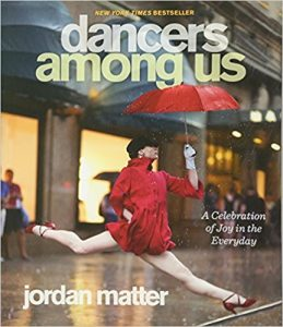 Jordan Matter Dancers among us book