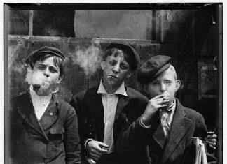 Lewis Hine fotograf social