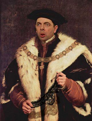 Rodney Pike-Hans Holbein - Holbean