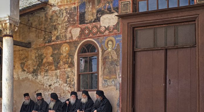 Manastirea Marea Lavra - foto Liviu Dumitru