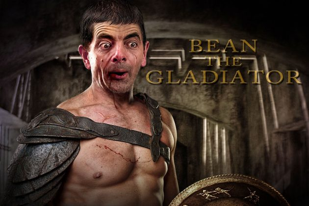 Rodney Pike-Bean The Gladiator