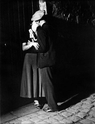 Brassai Indrgostiti Cartierul Latin 1932