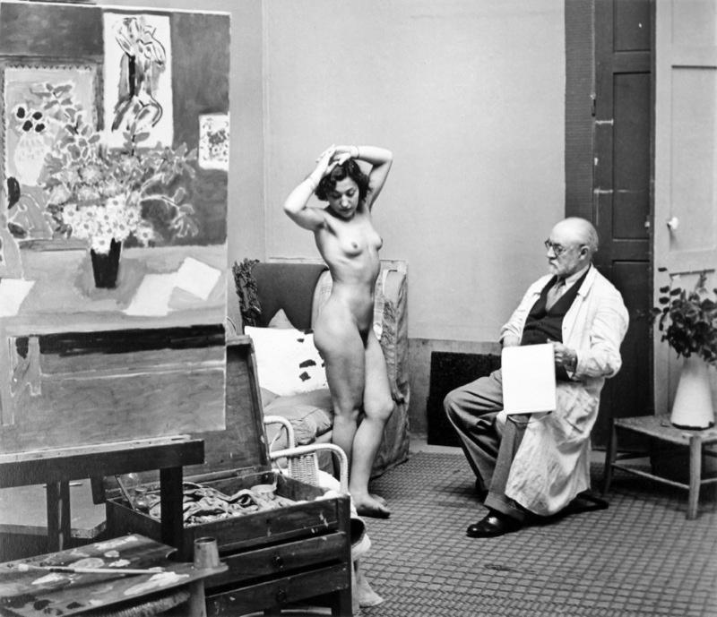 Brassai Matisse