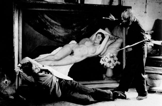 Brassai Picasso și Jean Marais