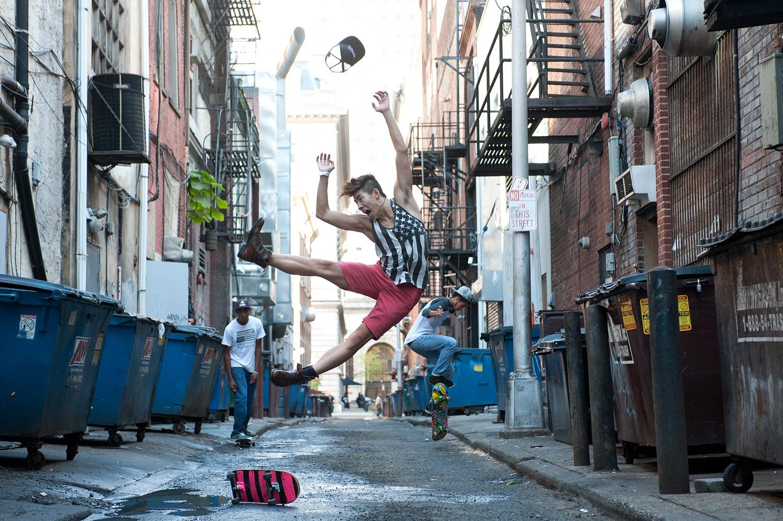 Jordan Matter Philadelphia - Miles Yeung
