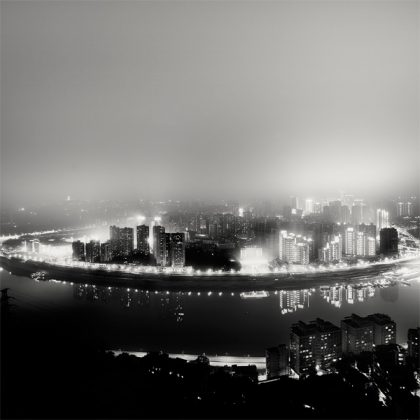 Martin Stavars Chongquing China Island of Fog