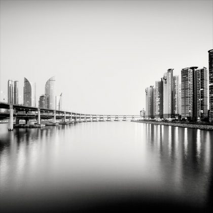 Martin Stavars Busan South Korea On two Sides , 2011