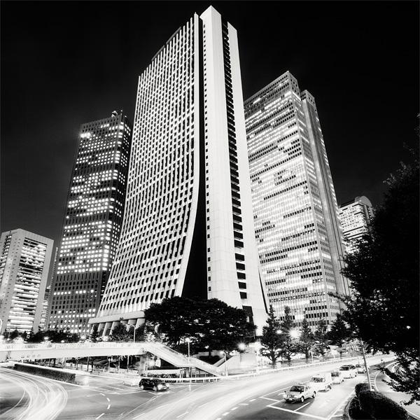 Martin Stavars Tokyo Tokyo Sompo Building 2010