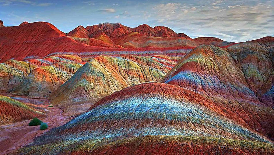 Danxia Zangye China