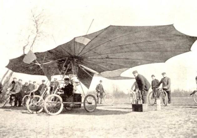 traian vuia 1906
