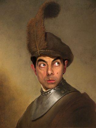Rodney Pike-A Rembrandt-Bean