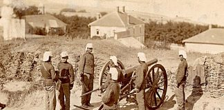 1877 Razboi Independenta Carol Popp de Szathmari tunari